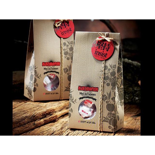 梅精仙楂餅
