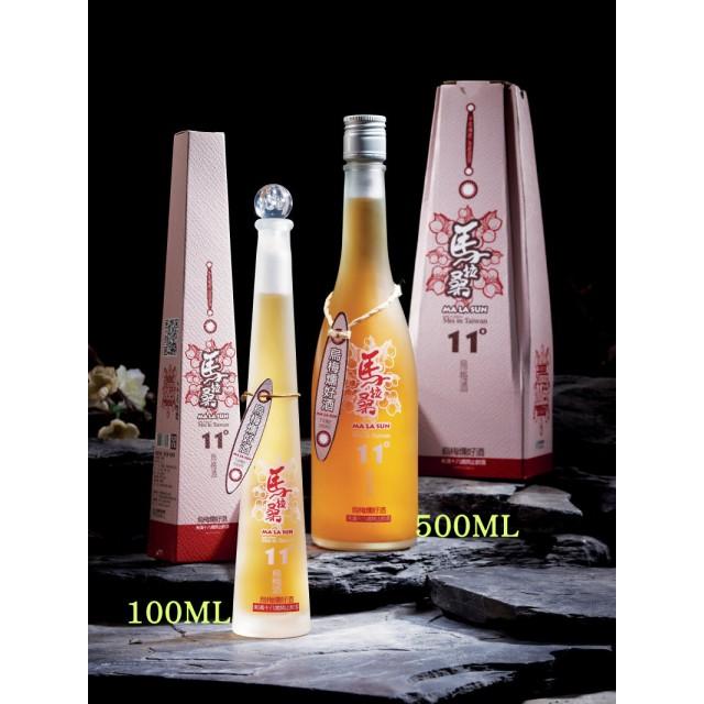 11% 馬拉桑 烏梅梅酒 100毫升