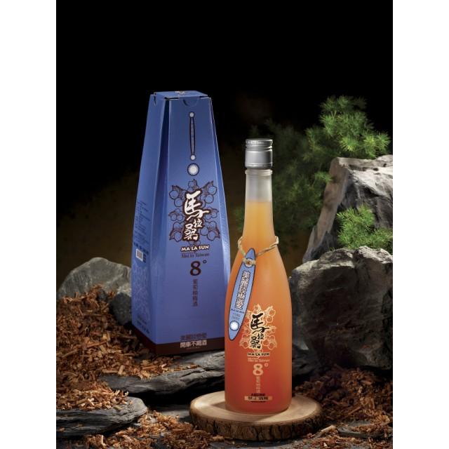 8% 葡萄柚梅酒 500毫升