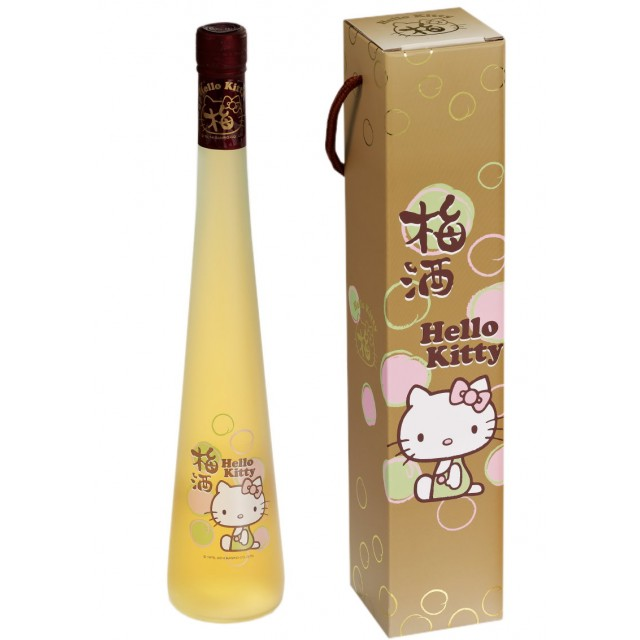 12% HELLO KITTY 梅酒 375毫升