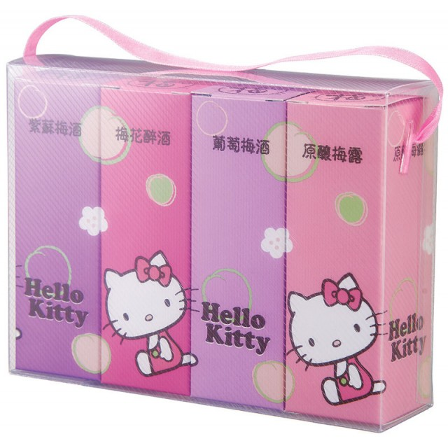 12% HELLO KITTY 梅酒禮盒