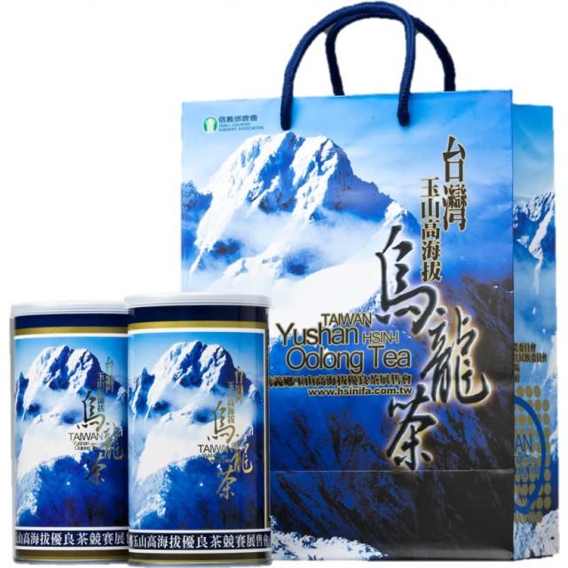 中焙火(300g)玉山烏龍茶
