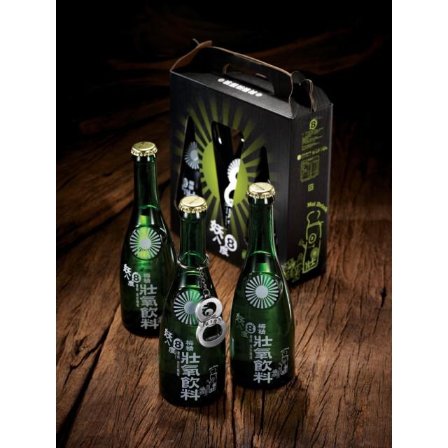 梅精壯氧飲料禮盒(無鑰匙圈版)