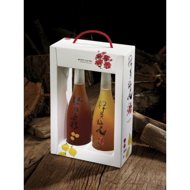 雙罐梅汁禮盒