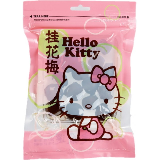 HELLO KITTY  桂花梅