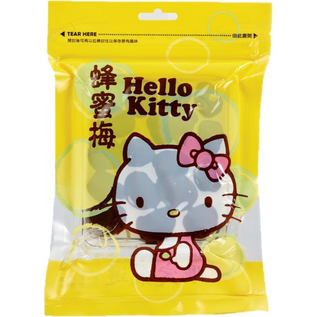 HELLO KITTY 蜂蜜梅