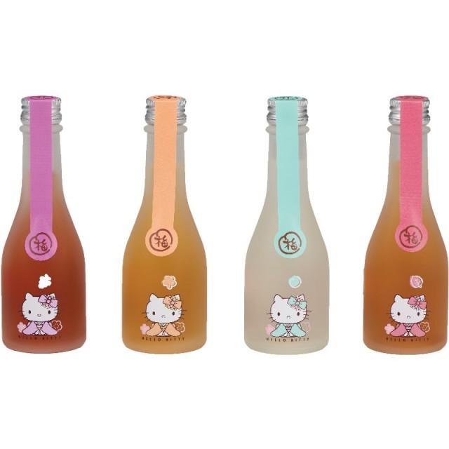 HELLO KITTY 小酒系列